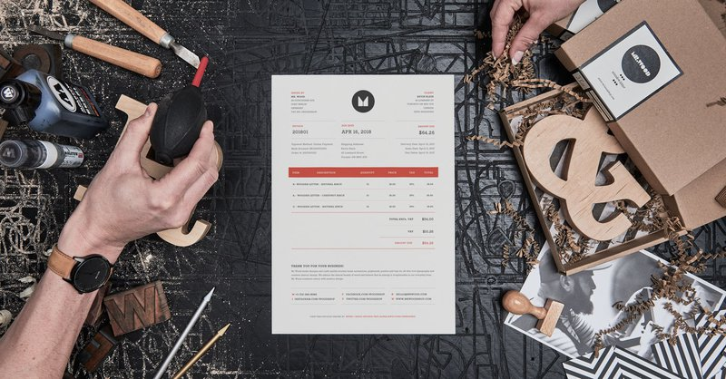 Beautiful Invoices Featured
