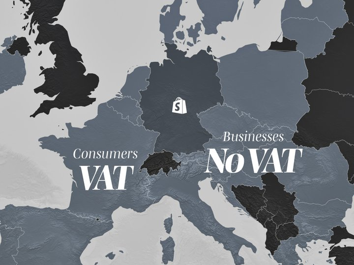 VAT for customers in a different EU country