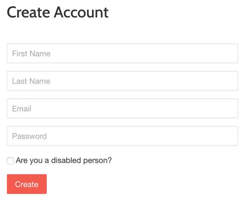 Shopify Customer Registration Form Disabled VAT Exempt
