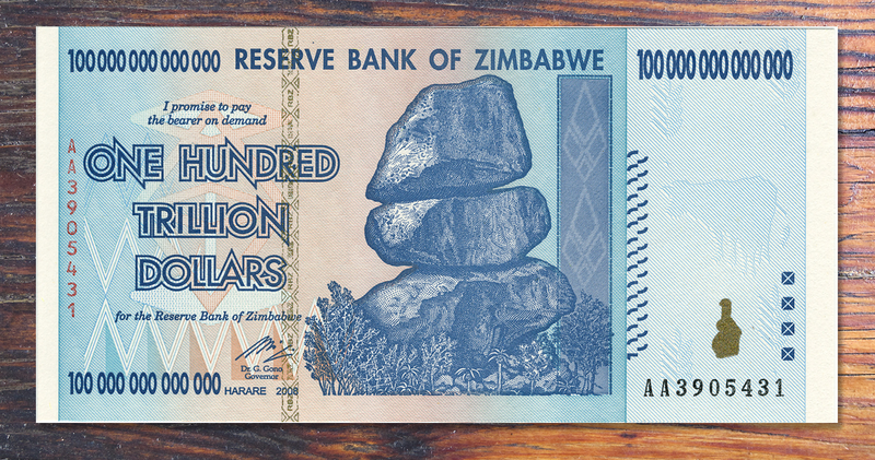 bizarre banknotes featured